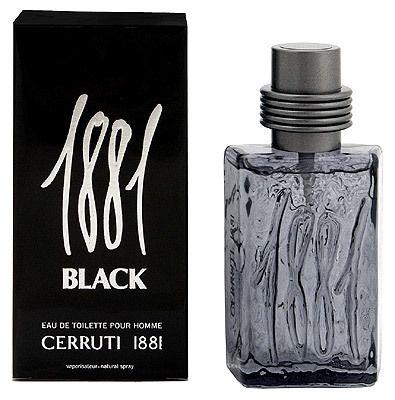 CERRUTI BLACK